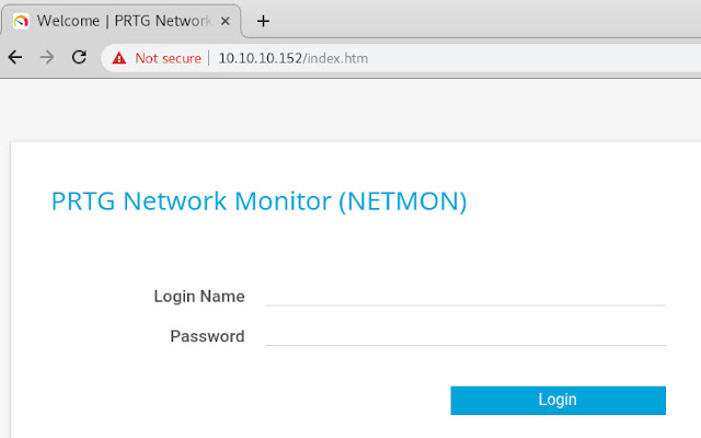 DBTN - HackTheBox Writeup - Netmon
