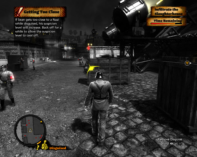Super Adventures In Gaming The Saboteur Pc
