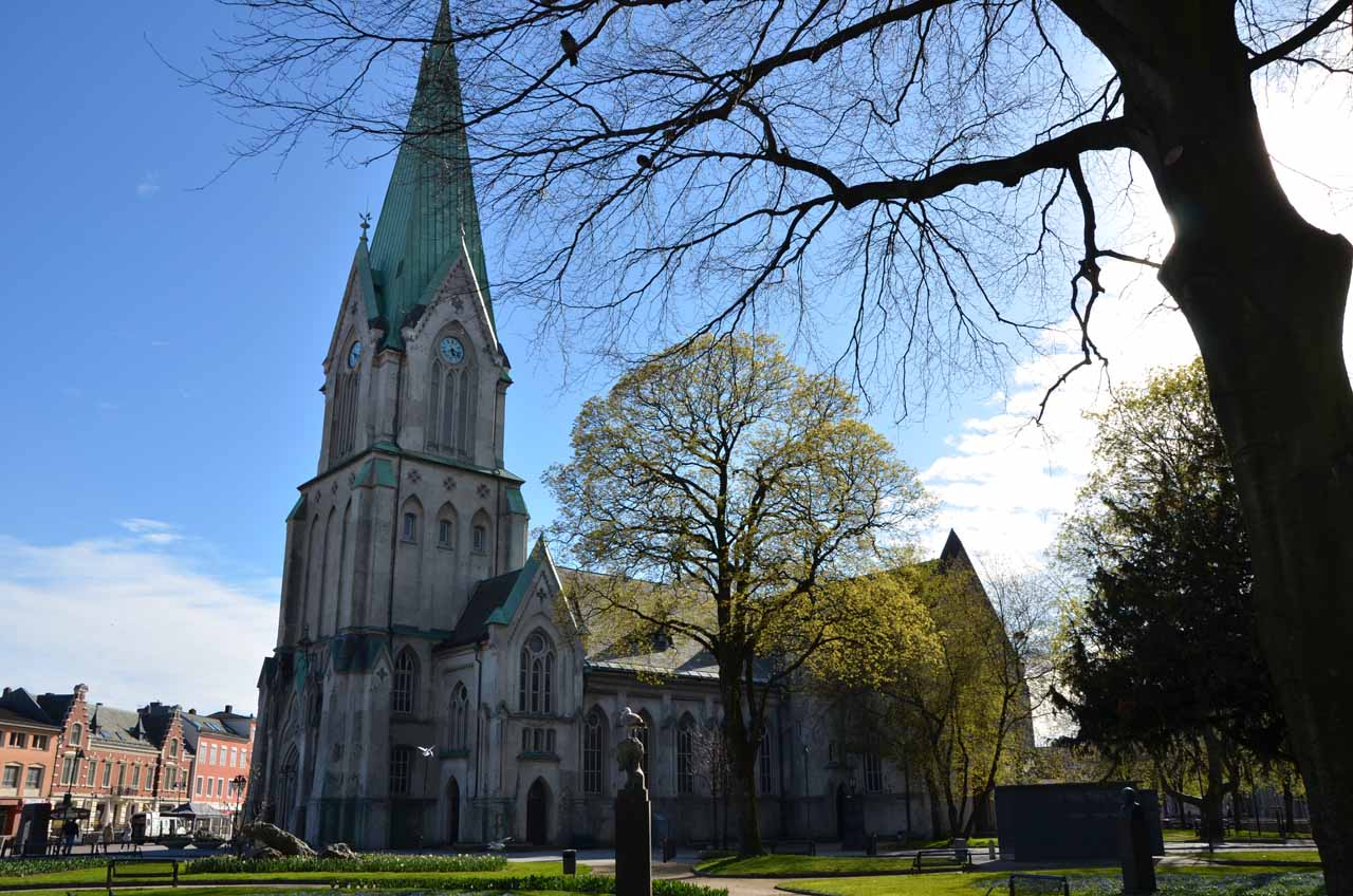 Travel Guide to Kristiansand in Norway