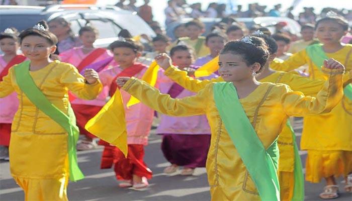 Tari Gunde, Tarian Tradisional Dari Sulawesi Utara