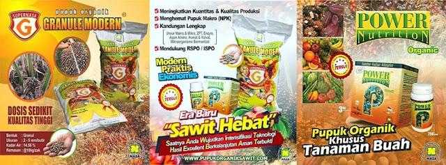 Distributor Pupuk Sawit NASA Organik