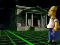 Myst en Los Simpsons