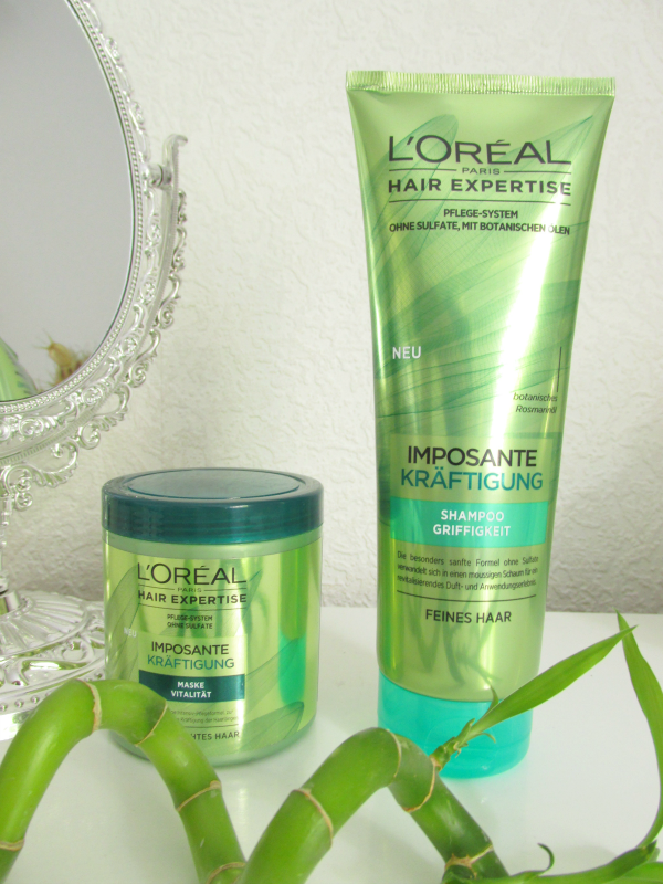 L`Oréal Hair Expertise Imposante Kräftigung Shampoo Review