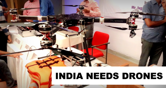 FEATURED | India Needs Drones