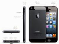 Spesifikasi dan Kelebihan Dari iPhone 5