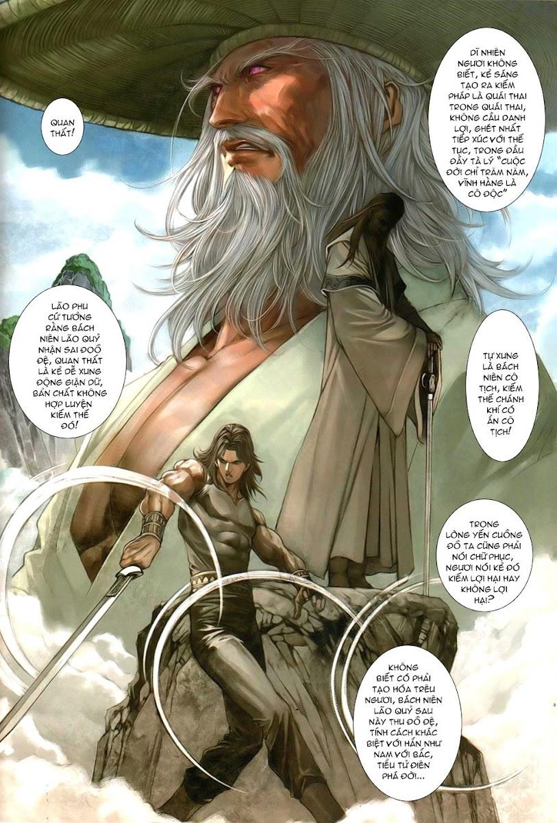 Ôn Thụy An Quần Hiệp Truyện chap 89 trang 17
