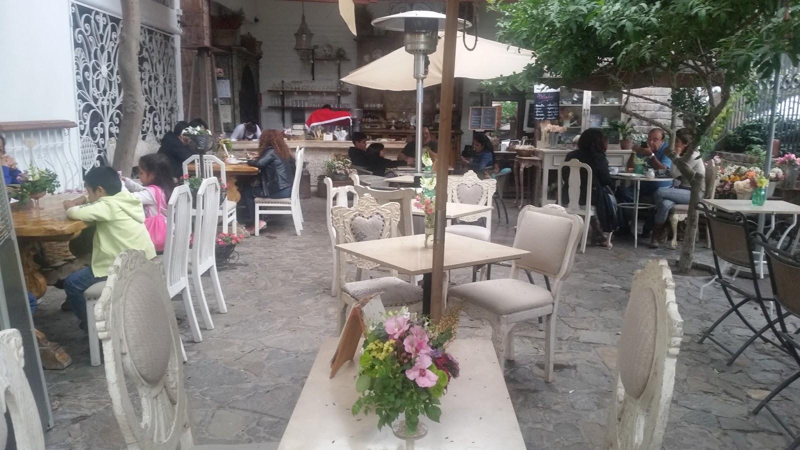 El espacio mami el jardin cafe vivero for El jardin vivero