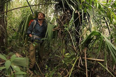 Gary Humphre, que integrou as forças especiais britânicas por 19 anos, em cena da série - Divulgação