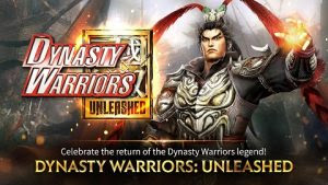 Dynasty Warriors Unleashed MOD v1.0.0.5 Unlimited Money Apk Android English Version