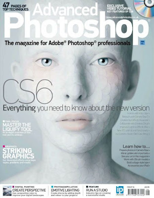 ADVANCED PHOTOSHOP ISSUE MAGAZINE
