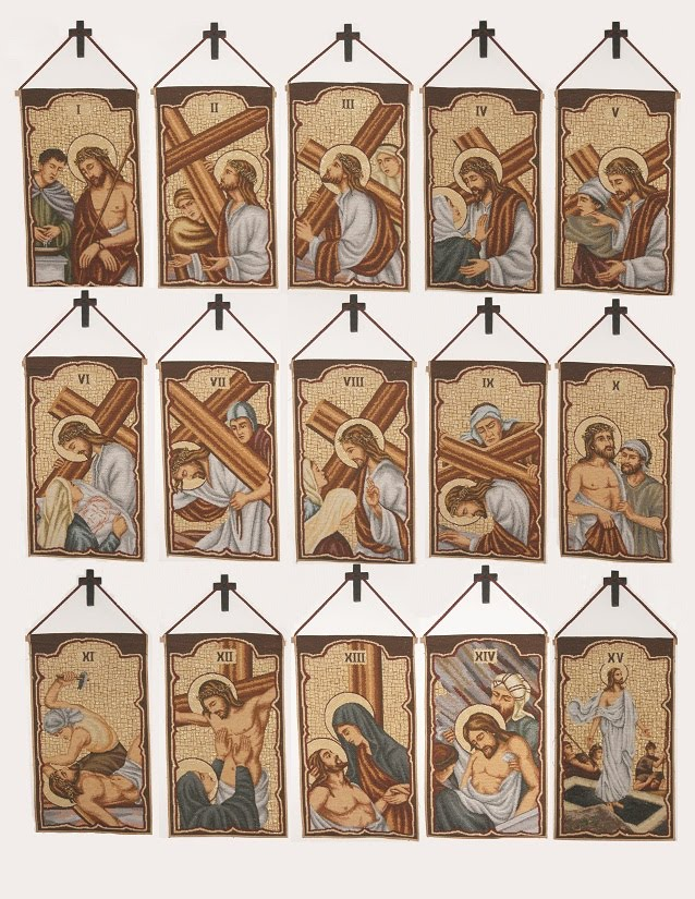 The Catholic Toolbox Stations Of The Cross