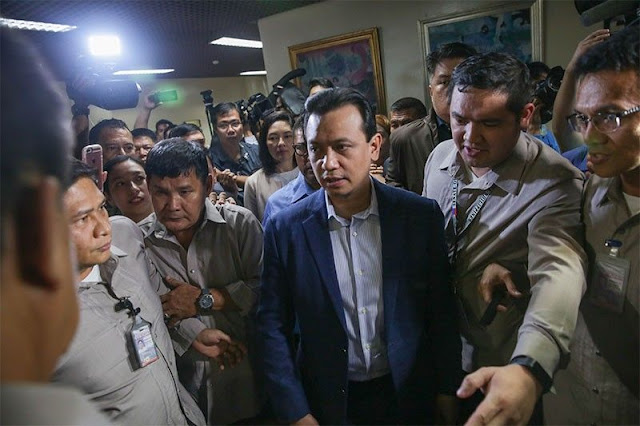 PH Senate is becoming a criminal's motel for keeping Trillanes, says Canadian political analyst