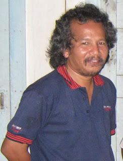 Pastor Rantinus Manalu