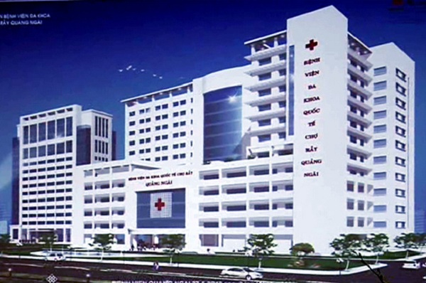 Tai nạn lao động chết người tại BV Đa khoa Quốc tế