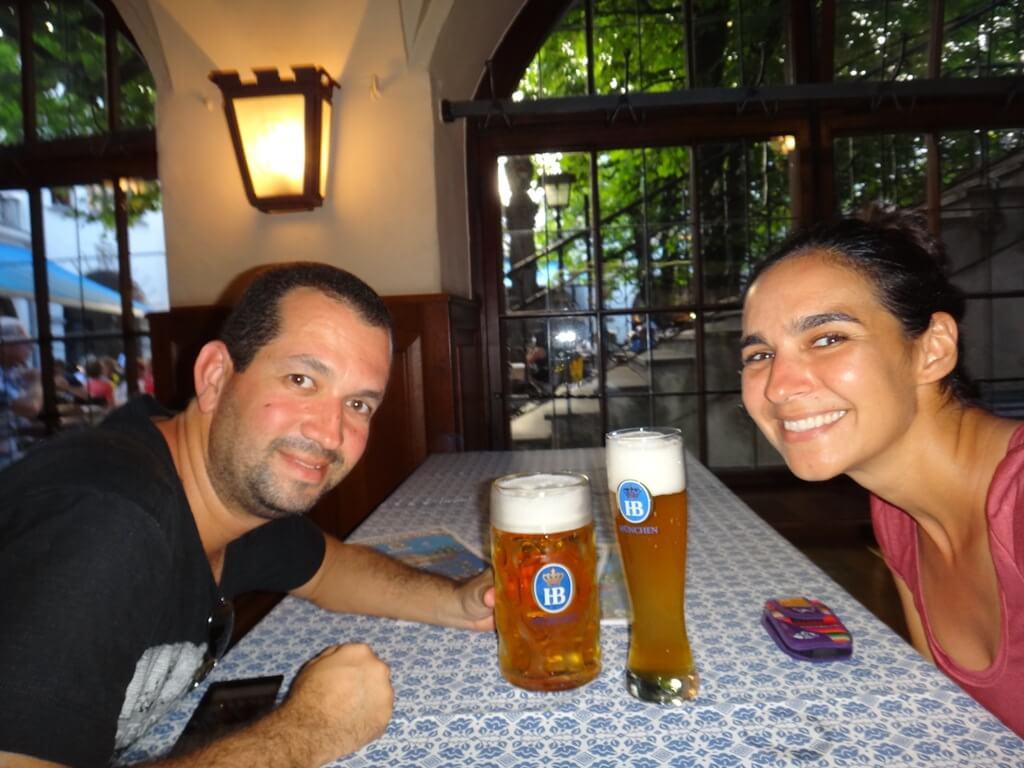 O que fazer na Marienplatz Munique Alemanha