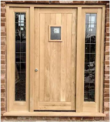 model pintu kayu di luar negeri