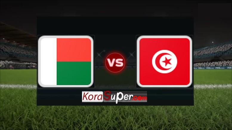 تونس ومدغشقر 11-07-2019