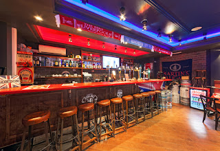 Union Jacks Bar