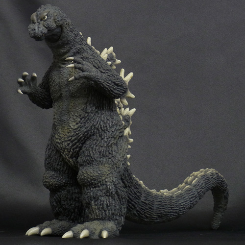 Kaiju Battle: X-Plus Godzilla '75 In Color And '64 Glow-In ...