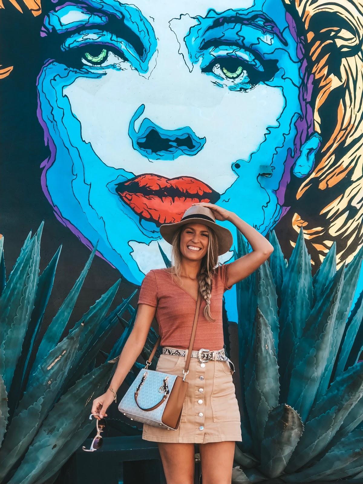 Los Murales Mas Fotografiados De Los Angeles Mi Tacon De Quita Y Pon