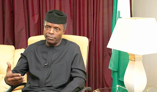 Acting President, Osinbajo Orders Military to Rescue Abducted Oil Explorers