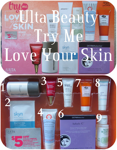Ulta Beauty Try Me Love Your Skin Collection