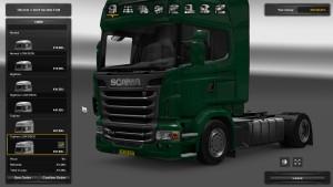 Scania R Low Deck Mod