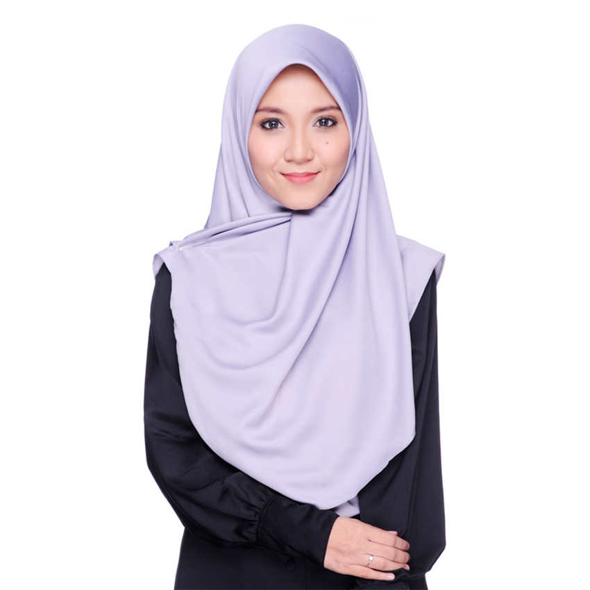 shopping di Lazada, Rina Salleh Clothing Sophea Soft Grey