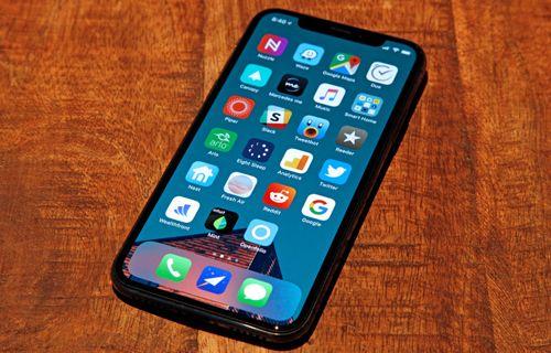 iPhone X'in Soguk Havalarda Ekranı Donma Riski Var