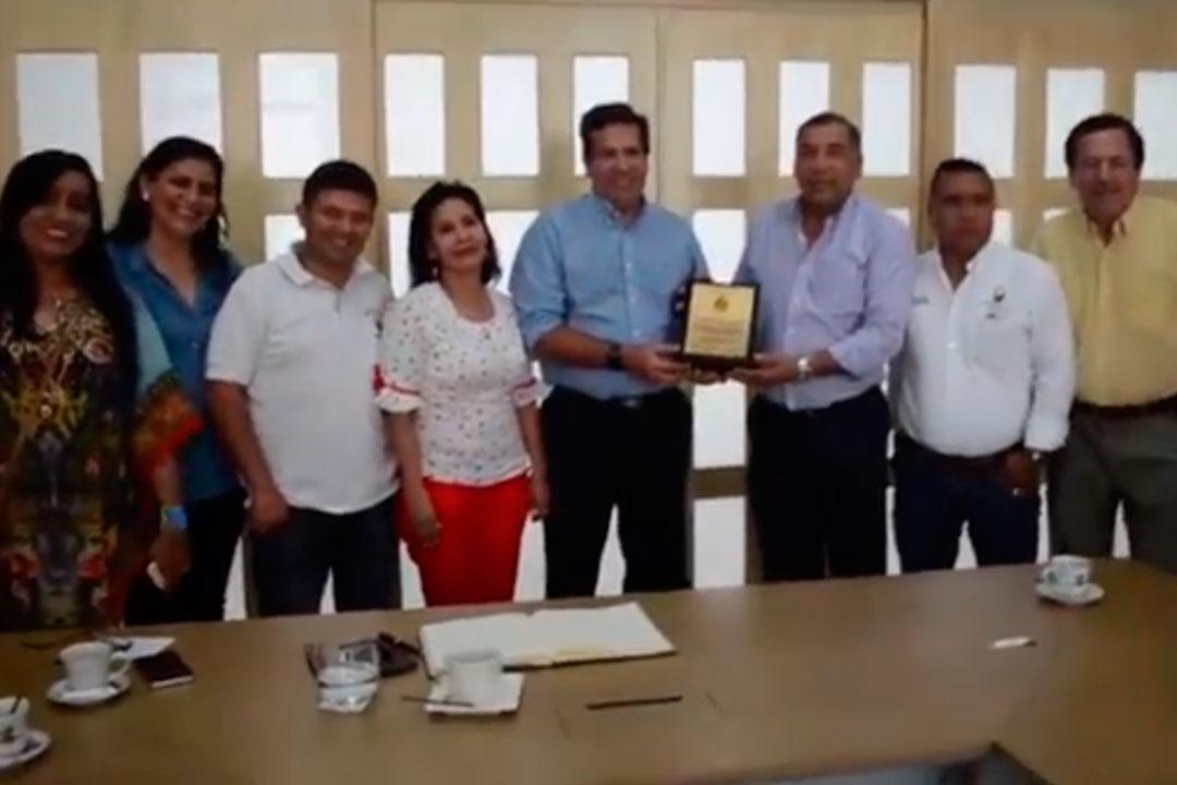 Alcaldía de Neiva Exalta a la ADIH en sus 59 años 03-04-2018