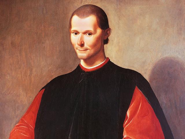 Resumo do pensamento de Maquiavel