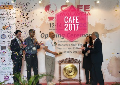 Café Malaysia 2017 Opens its Doors to Malaysia's Largest Gathering of the Coffee and Tea Industry players