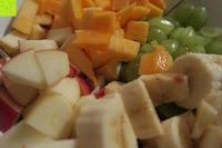 Obst: Janazala Schokoladen Fondue-Set Für 4 Personen, Auch Als Butter Und Käse Fondue Geeignet