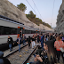 Batida entre trens na Espanha deixa morto e feridos