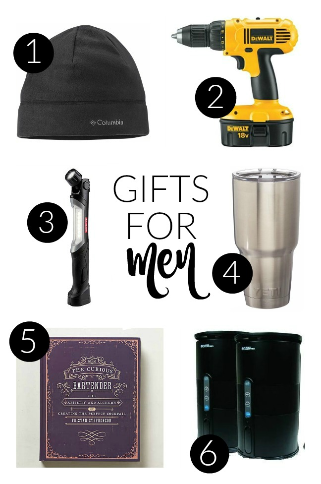 Great gifts for men