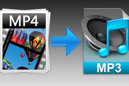 Cara Mengubah Video MP4 Ke MP3 Dengan Mudah