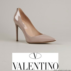 Princess Madeleine wore Valentino Pumps