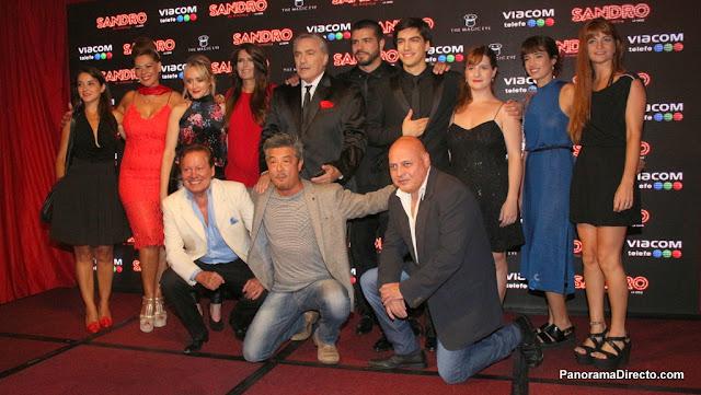 """""""Sandro de América, La serie"""" Llega a TELEFE #SandroLaSerie"""