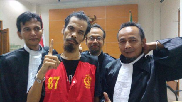 Hina Jokowi, Tamim Pardede Dituntut 3 Tahun Penjara
