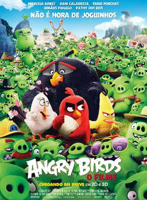Baixar Filme Angry Birds – O Filme Dublado