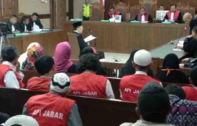 Ahmad Michdan: Ustadz Alfian Selama di Mako Brimob Masih Belum Bisa Sholat Jumat