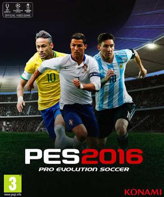 PTE Patch 5.0 PES 2016 Terbaru