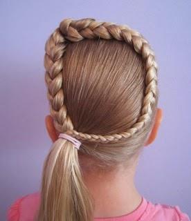 Little girl hair styles}