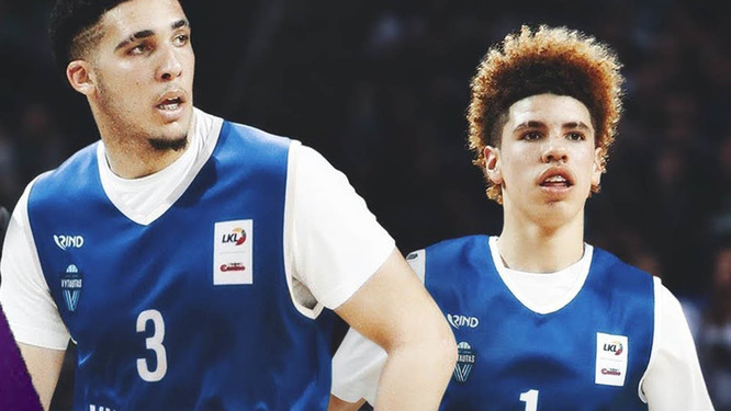 LiAngelo Ball to play in the Philippines?