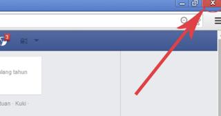 cara masuk facebook tanpa kata sandi