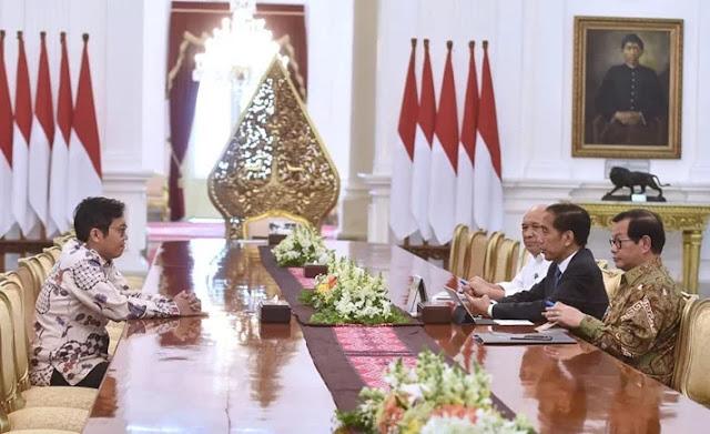 Kenapa CEO Bukalapak Harus Minta Maaf kepada Jokowi?