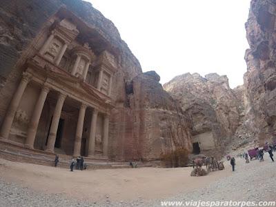 Viaje a Jordania, 3º parte. Petra