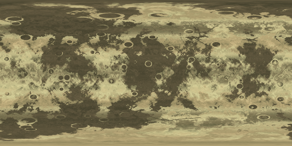Textures for Planets: 2015