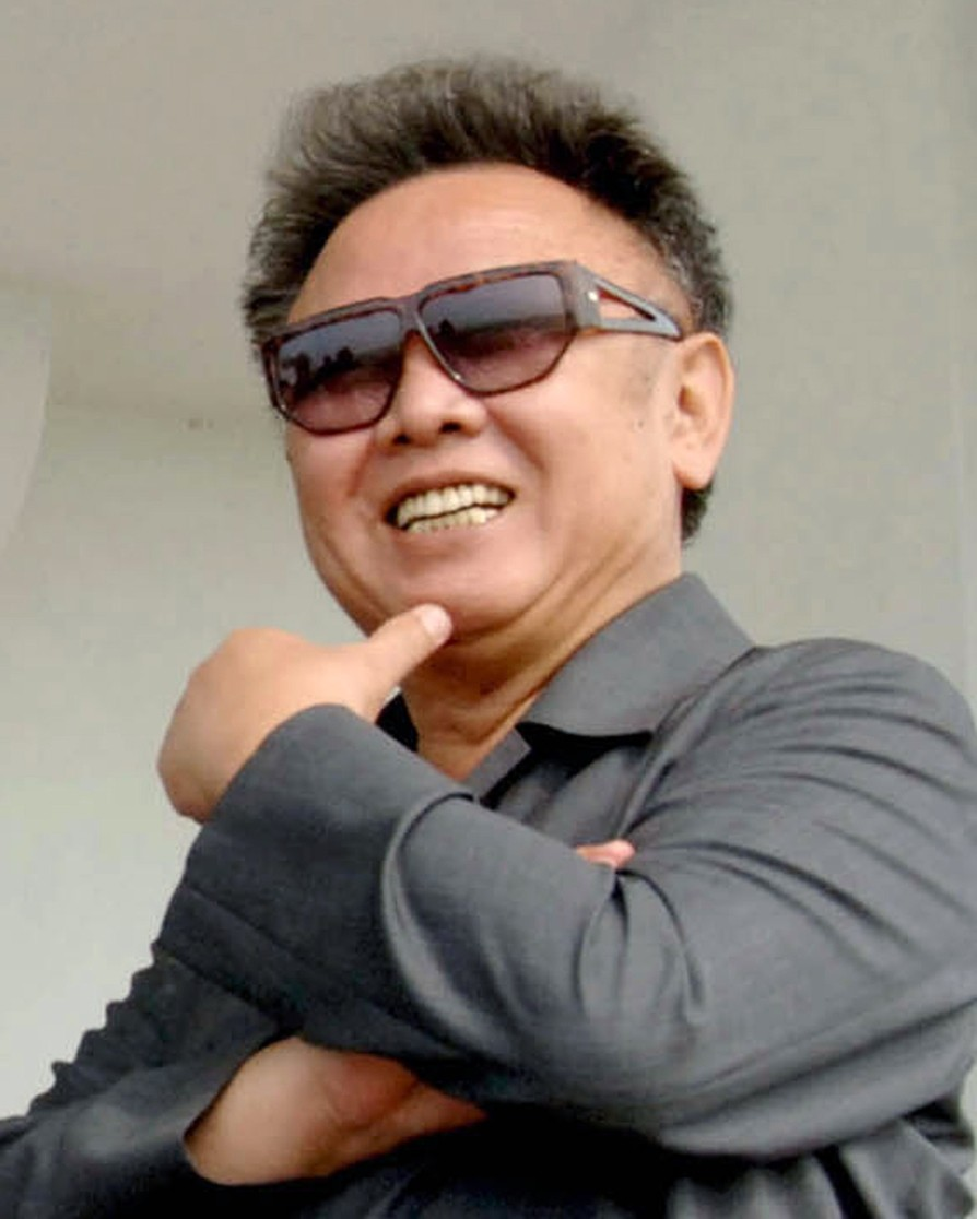 I Was Here.: Timeline - Kim Jong-il
