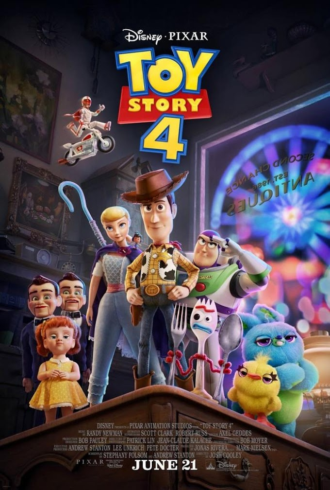 """Cine: el nuevo trailer oficial de """"Toy Story 4"""" emociona a sus fans."""